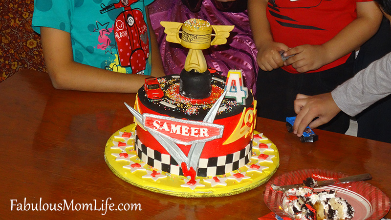 Cars Theme Party Ideas Games And Table Decor Fabulous