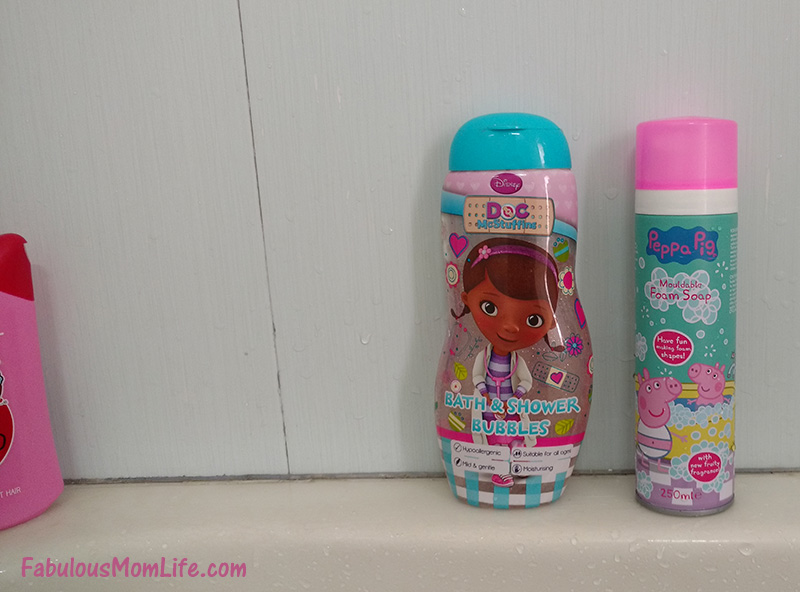 Making bath time fun fabulous mom life - Bathroom items that start with l ...