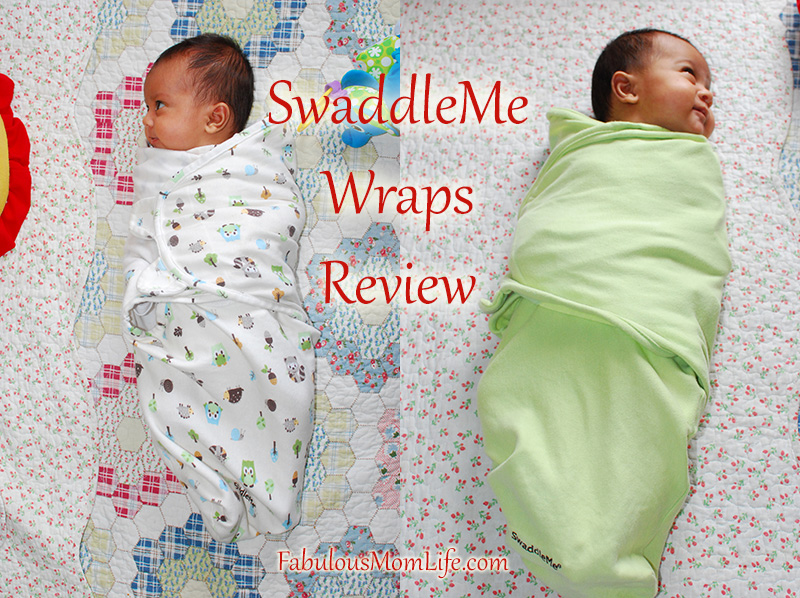 SwaddleMe Wraps Review + Swaddling Benefits and Challenges
