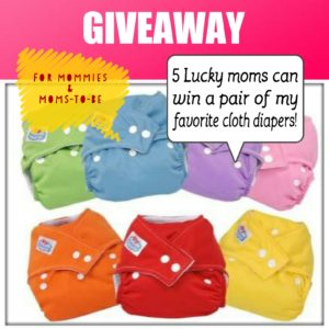 Cloth Diapers Giveaway for Indian Moms!