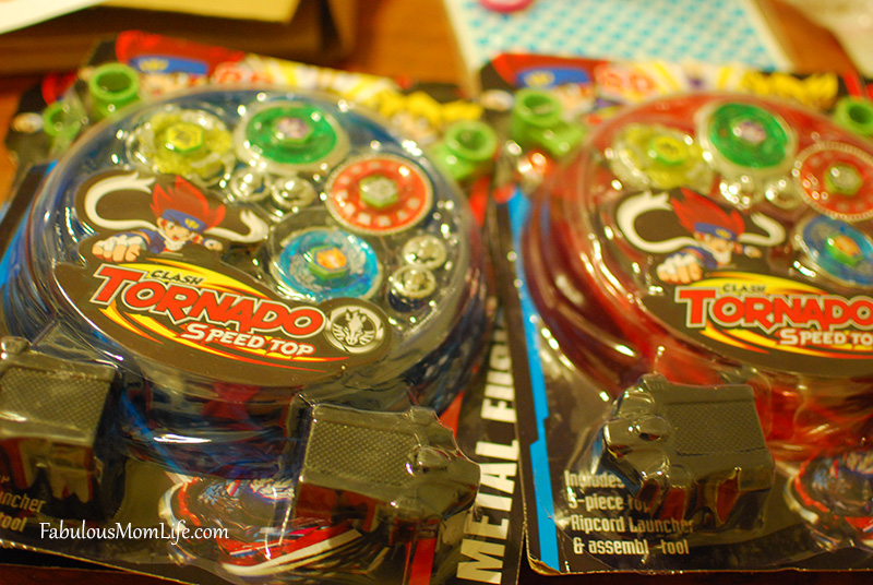 Beyblades for giving as Return Gifts