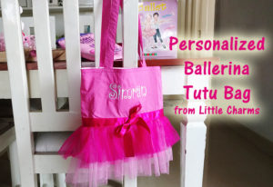 Little Charms Personalized Ballerina Bag Review