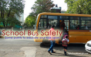School Bus Safety for Kids