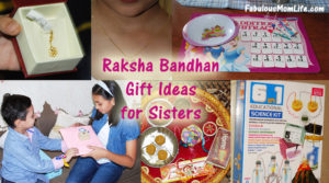 Raksha Bandhan Gift Ideas for Sisters