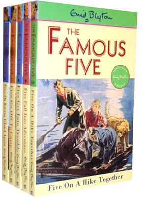 Book series for 4 5 year olds