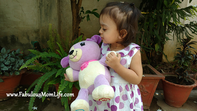 The Toy That Talks To Your Child Leapfrog My Pal Violet Review