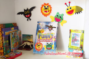 Jumboo Funny Characters DIY Craft Kit Review + Giveaway