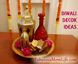 diwali decor ideas centerpiece