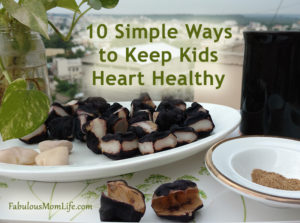 10 Simple Ways to Keep Kids Heart Healthy