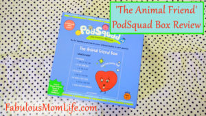 'The Animal Friend' PodSquad Box Review