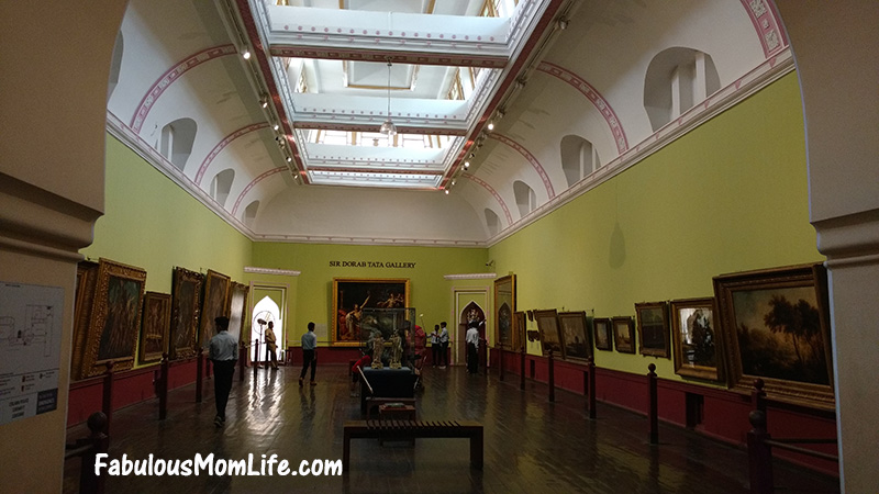 European paintings at Mumbai Museum
