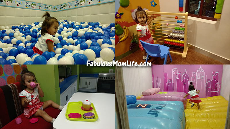 kidzania mumbai baby toddler room