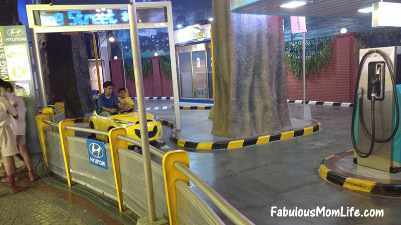 kidzania mumbai driving activity
