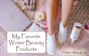 My Favorite Winter Beauty Products