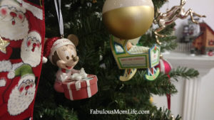 hallmark minnie babys first christmas ornament
