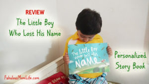 Review: 'The Little Boy Who Lost His Name' Personalized Story Book