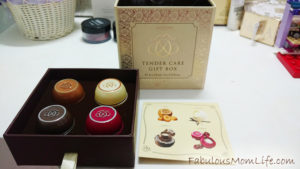 Oriflame Tender Care Gift Box Review