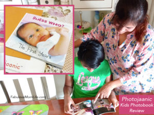 Photojaanic Kids Photobook Review and a Creative Photo Book Idea