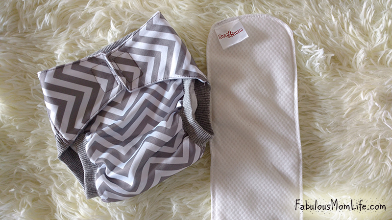 BumChum Hybrid Cloth Diapers India - Review
