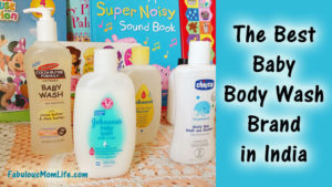 The Best Baby Body Wash in India