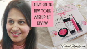 Laura Geller Makeup Kit Review – Pretty in Pink