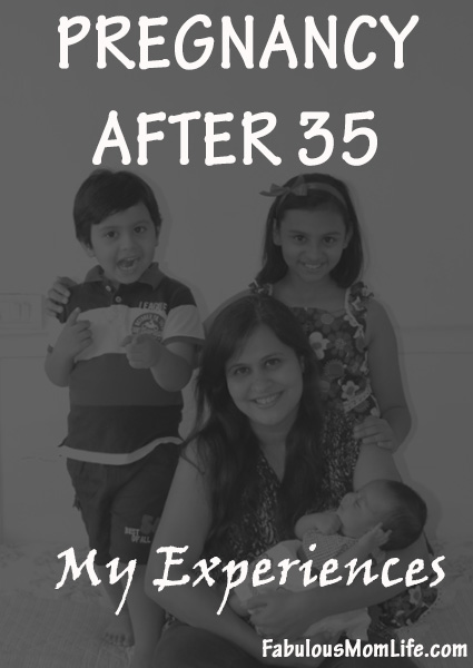 Pregnancy After 35 Sharing My Experiences Fabulous Mom