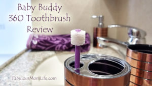 Baby Buddy 360 Toothbrush Review