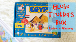 Globe Trotters Box Review + Giveaway