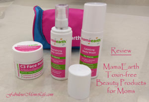 Mamaearth's Toxin-free Beauty & Skincare Products for Moms