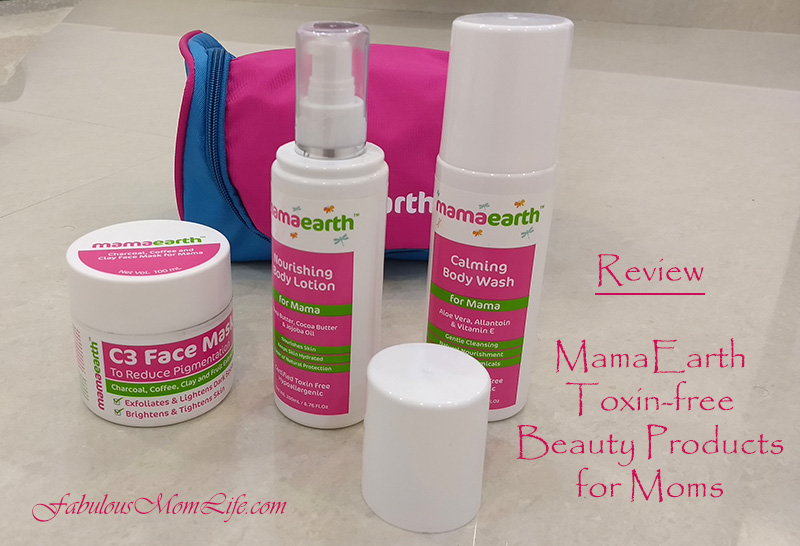 Mamaearth Beauty & Skincare Products