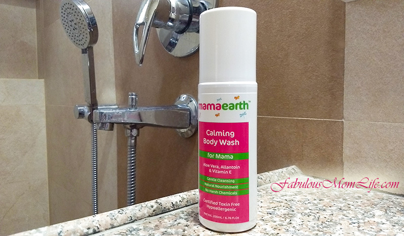 mamaearth body wash review
