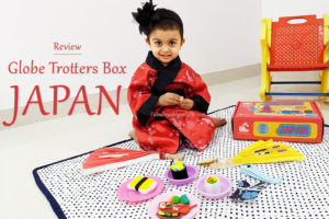 Review: Globe Trotters Japan Themed Activity Box