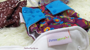 Bum Couture! Superbottoms Cloth Diapers Review