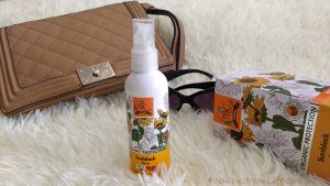 TBC by Nature Sunblock Spray Review