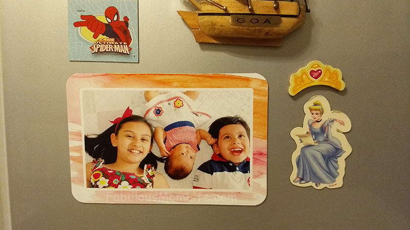 Clixicle Personalized Photo Fridge Magnet Review