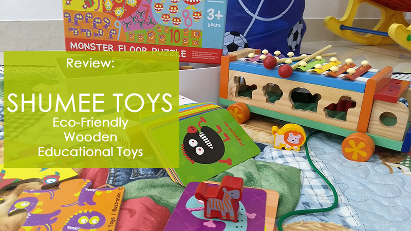 Shumee Toys Review: Eco-Friendly, Wooden Toys in India
