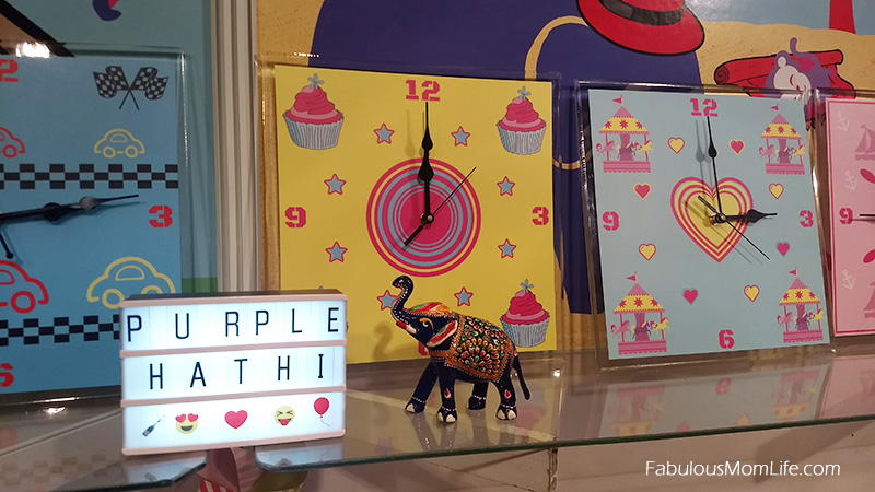 Purple Hathi Kids Decor, GIfts, Stationery