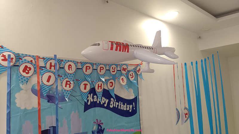 Around the World / Airplane / Travel Party Decor