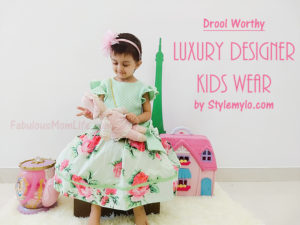 Drool Worthy Luxury Designer Kids Wear by Stylemylo.com