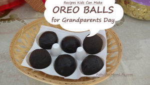 Oreo Balls - Recipes Kids Can Make