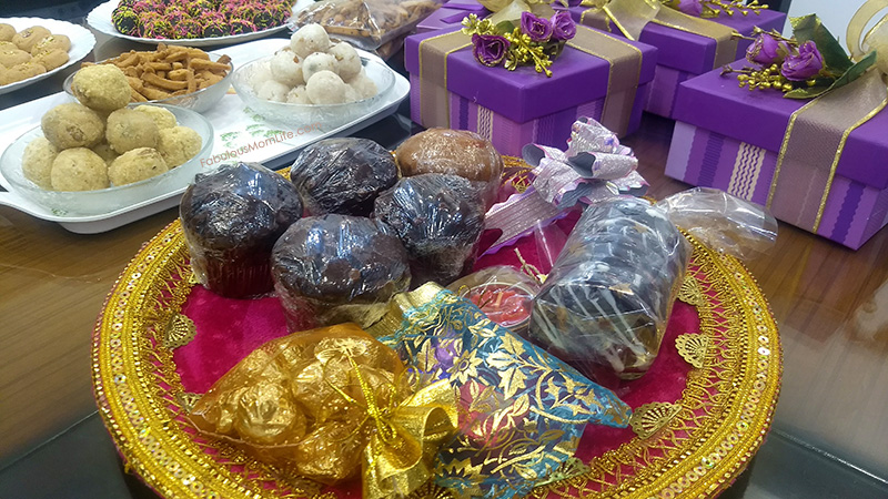 Diwali Gifts - Muffins and Chocolates