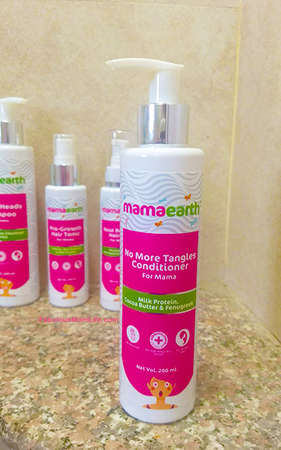 No More Tangles Anti Hair Fall Conditioner Review