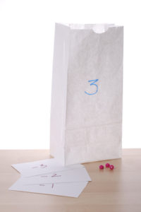Play Subtraction Sack - Math Activity for 5 to 7 Year Olds