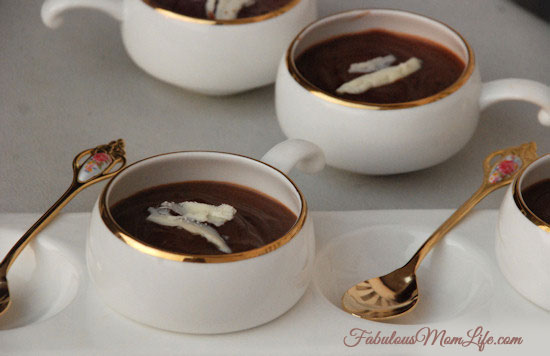Chocolate Pudding in 10 Mins