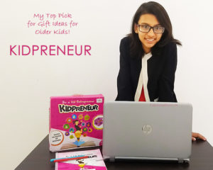 Build Entrepreneurship Skills in Children with Kidpreneur