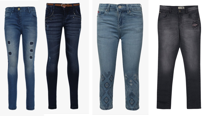 Preteen Girls Jeans India