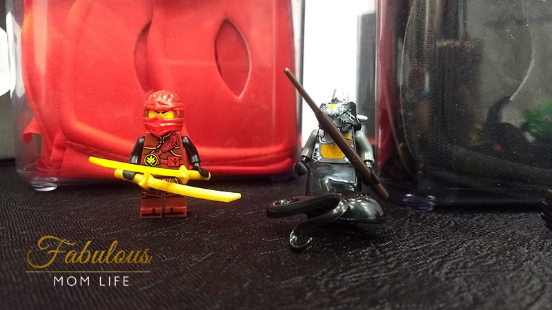 Ninja Birthday Party Favors - Lego Ninjago Sets