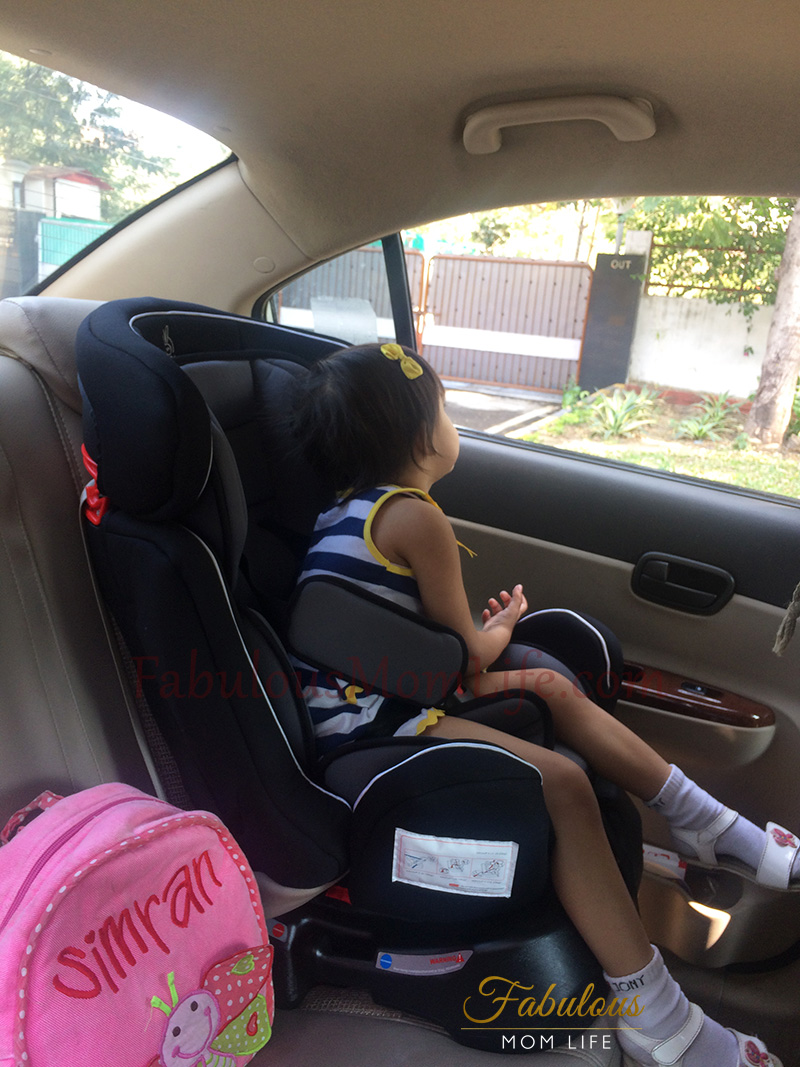 R for Rabbit Jack and Jill Car Seat Review
