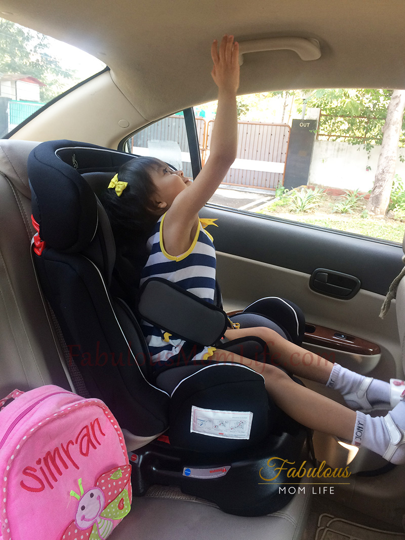 R for Rabbit Baby Convertible Car Seat Review