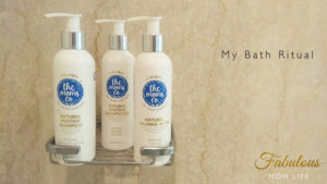 Sulphate Free Hair & Skin Care with The Moms Co Shampoo, Conditioner, Body Wash & Lotion